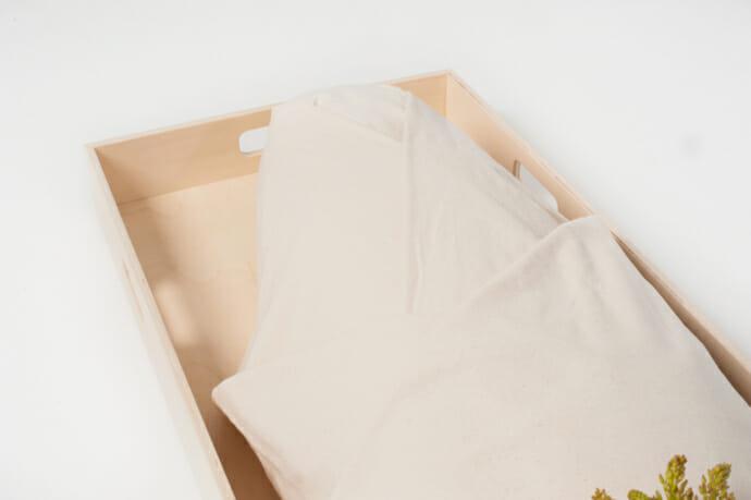 basic set draagbaar lijkwade