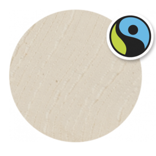 Fairtrade logo - Wikkelgoed