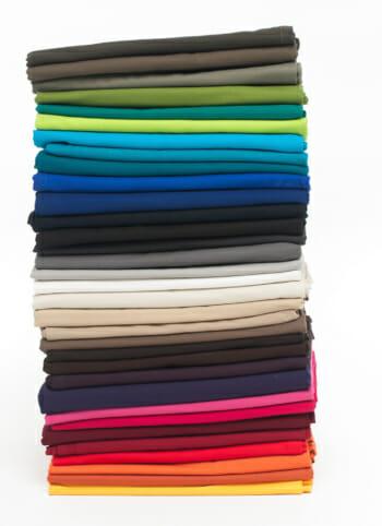 Gekleurde lijkwaden