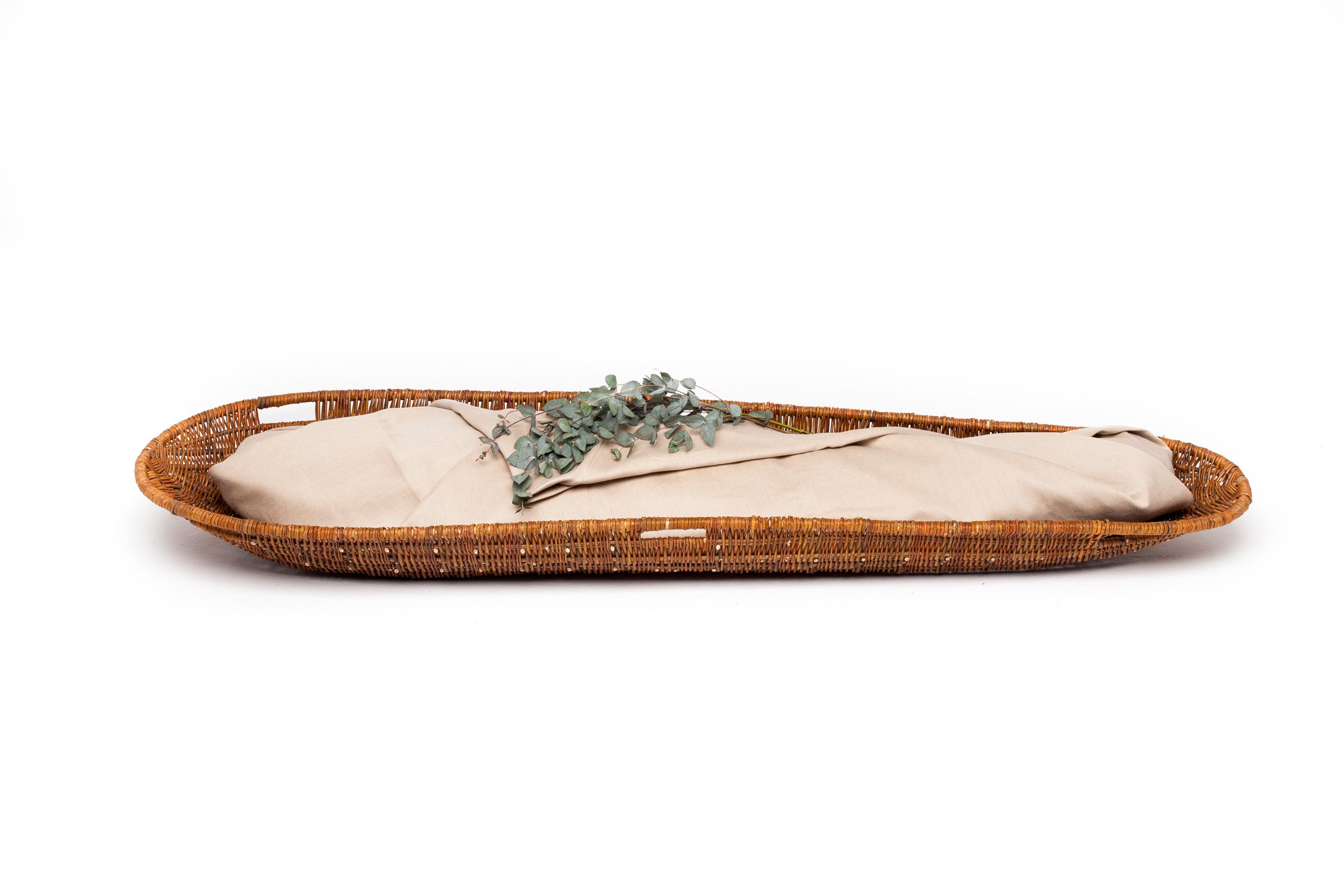 Hennep-lijkwade-Schaal-draagbaar-Wikkelgoed