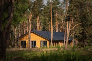 Landschap Natuurbegraafplaats Hoogengraven